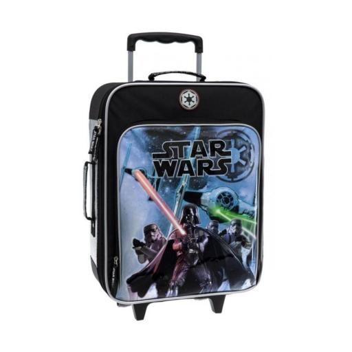 Maleta cabina de dos ruedas Star Wars 2249051