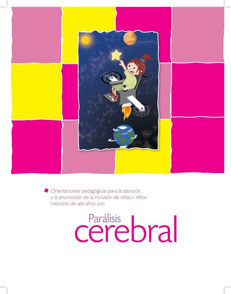 Orientaciones psicopedagógicas. Parálisis cerebral.