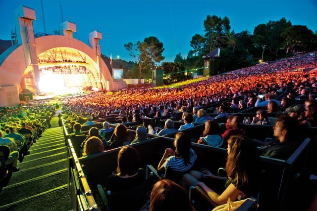 The Hollywood Bowl is a worth-the-travel thing to do in Los Angeles in September - before their summer concert season is over.