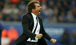 ANTONIO CONTE insists nothing personal about Cesc Fabregas' omission from the Chelsea team...