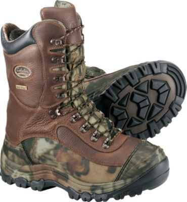 """""""These are probably the best cold weather boot I've owned"""" -Customer Review of the Cabela's Predator Extreme Pac Boots"""