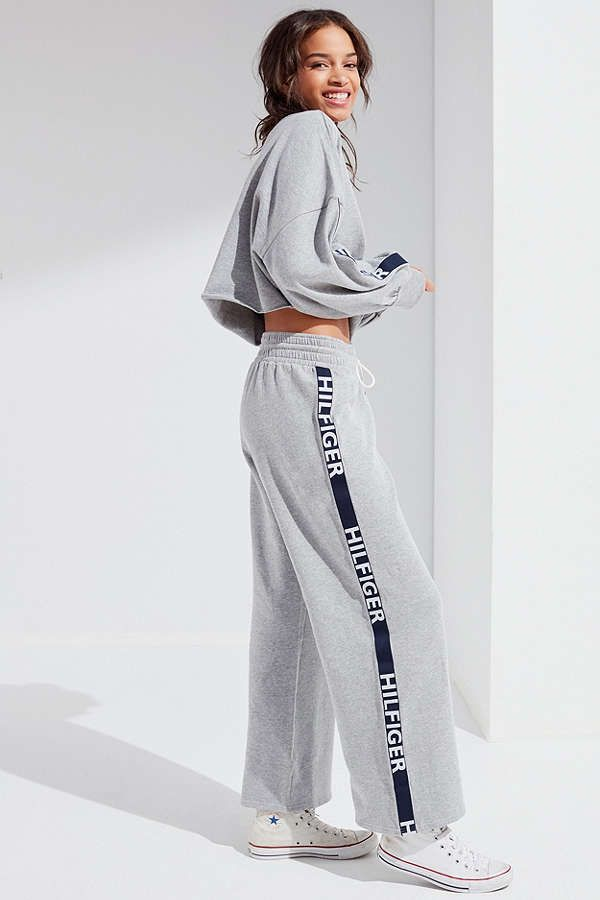 33f1c91c Tommy Hilfiger X UO Logo Tape Lounge Pant | S T Y L I N ' | Tommy ...