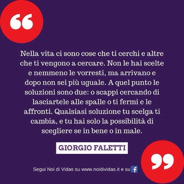 #GiorgioFaletti #citazioni #vita