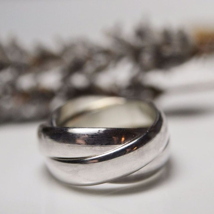 The Russian Wedding Ring Has Always Been One Of My Favourite Styles Rings It S