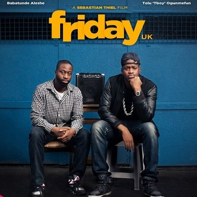 "Nigeria-British take on the loved comedy ""FRIDAY"" originally starring Ice Cube and Chris Tucker. This version is set on an London Estate and has much of the same humor.  @Babatundecomedy"