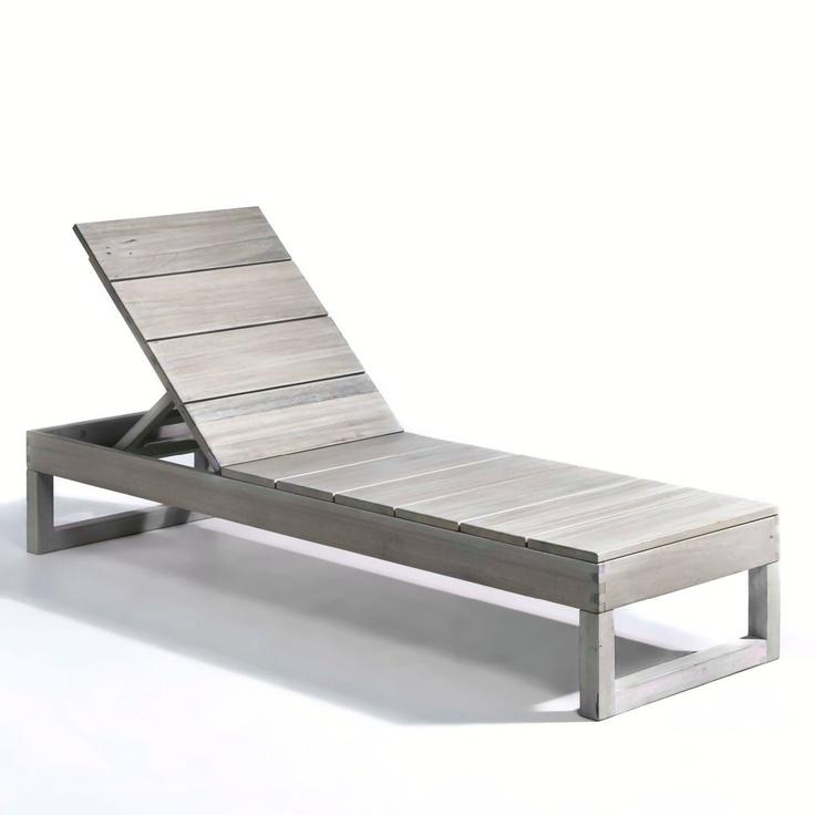 1000 ideias sobre bain de soleil no pinterest coussin for Transat en bois pliable