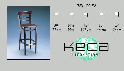 BW 600 VS (WOOD)