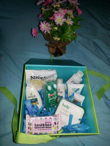Hospital Survival Kit for new mom and dad- Via and Created ...