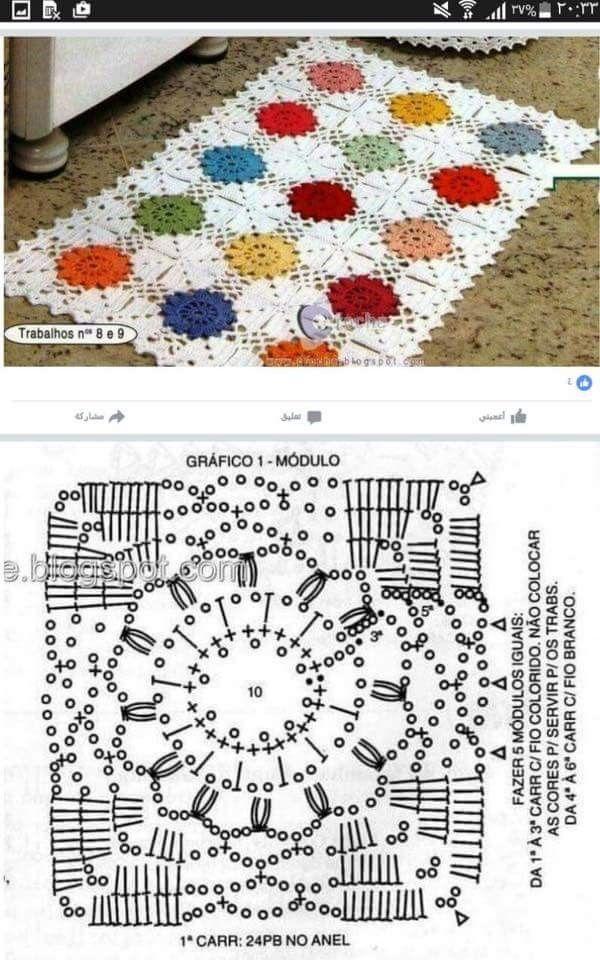 27번째 이미지 | Nėrimas | Pinterest | Ganchillo, Croché and Tejidos