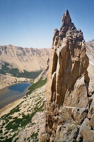 Aguja - Bariloche - Rio Negro - Argentina by Luc