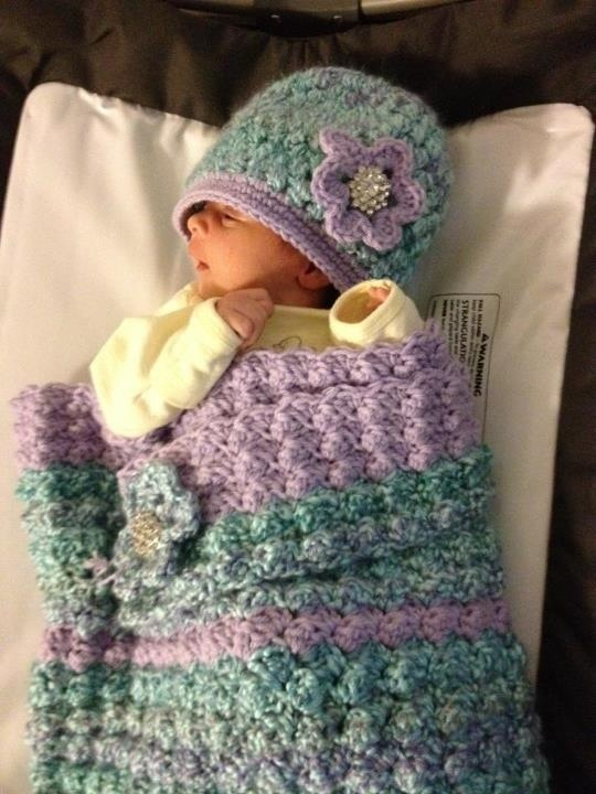 268 Best Images About Crochet Cocoon Sets On Pinterest