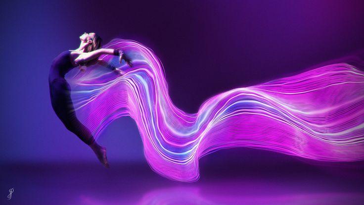 Dancelines on Behance