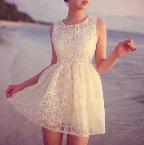 love this white lace dress  #weightloss #health #weight loss
