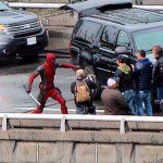 Deadpool shooting in Vancouver!