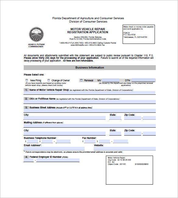 9 Auto Repair Invoice Templates Invoice Template Word Invoice