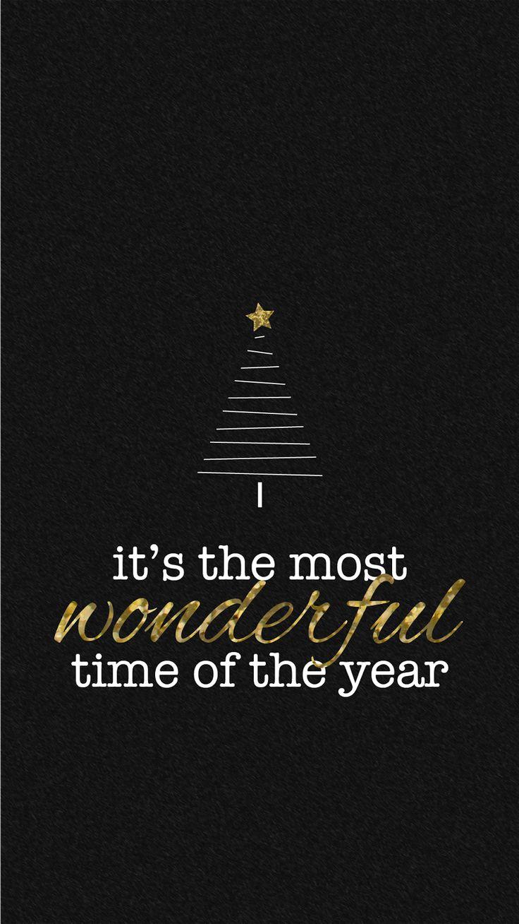 Wallpaper iphone hitam - Iphone Wallpaper Christmas Tjn