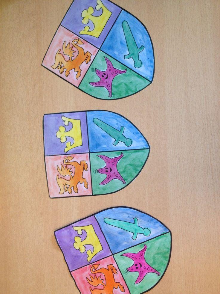 Ons eigen Zeesterrenschild!! Thema prinsen en prinsessen