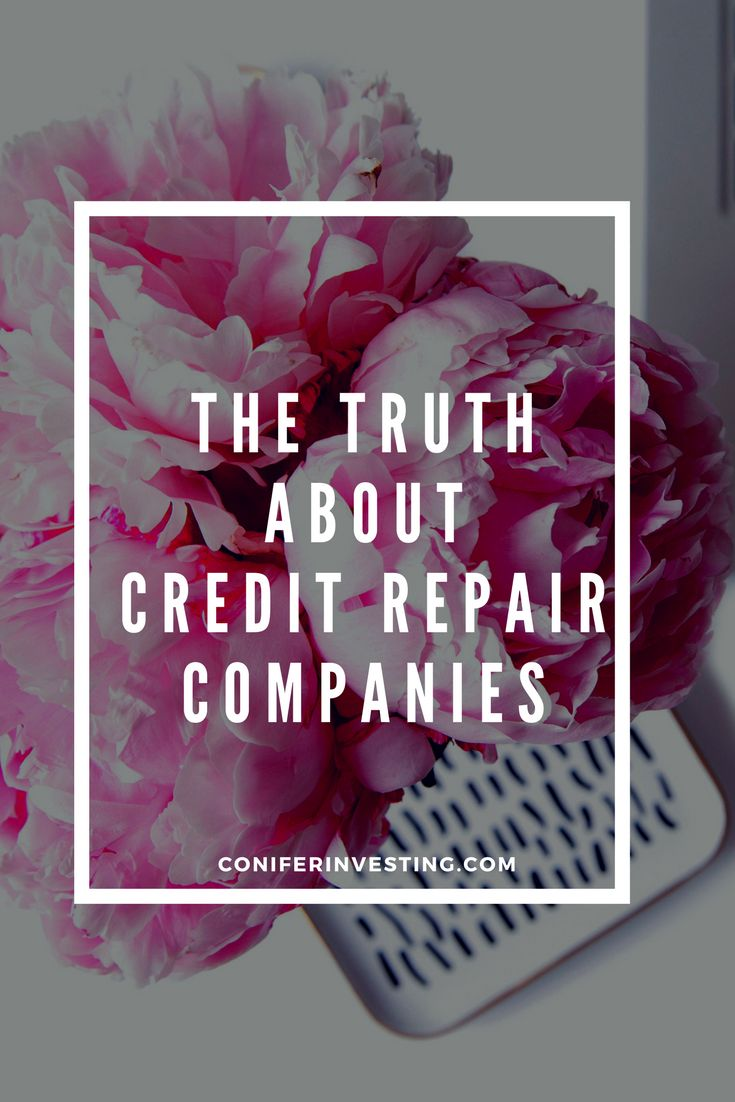 credit repair tips and learn the 4 things to watch out for with credit repair companies.