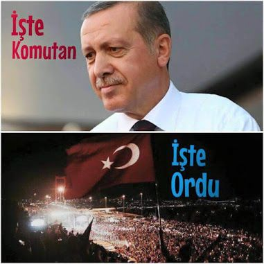 Recep Tayyip Erdoğan - the best and most beloved leader! :)