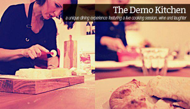 Discover Stellenbosch The Demo Kitchen 2
