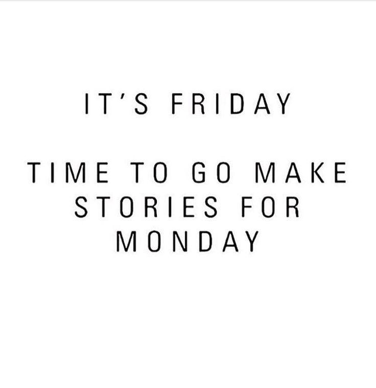 ** FRIDAY FEELING ** Un très joli week-end à tous ! #fridayquote #happyweekend…