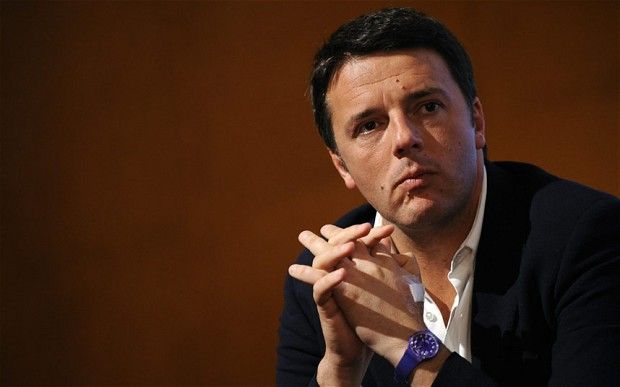 Matteo Renzi poised to be appointed Italy's youngest ever prime minister