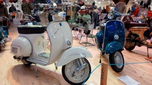 1965 Vespa Douglas GL 150 | eBay