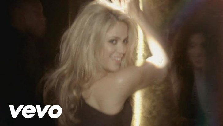 "Pin for Later: It's About to Get Hot in Here! These Are the 30+ Sexiest Latin Music Videos ""Loba"" by Shakira"