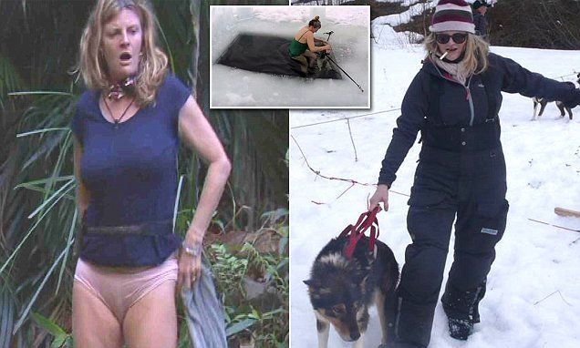 Now THAT'S a midlife crisis! Susannah Constantine on THOSE knickers