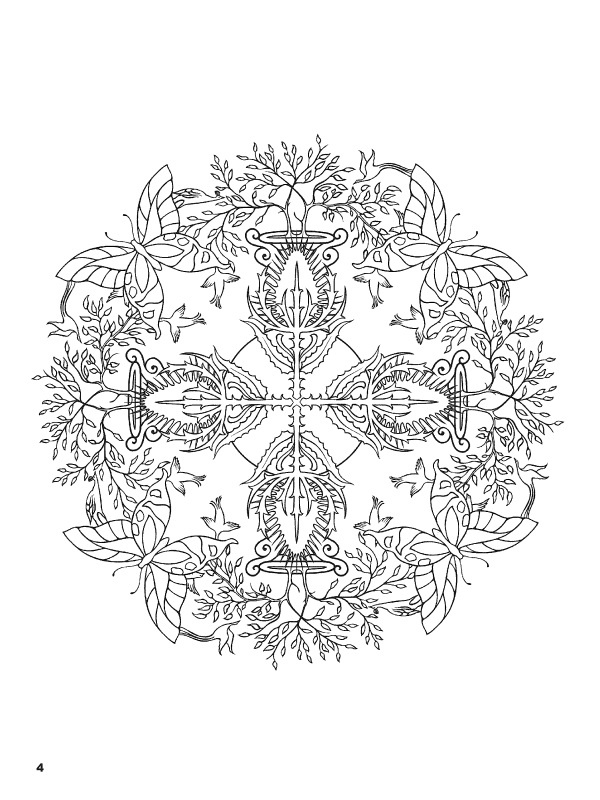529 Best Creative Haven Coloring 4 Images On Pinterest