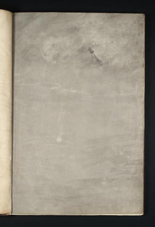 Joseph Mallord William Turner 'Blank', date not known