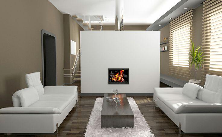 Divano in pelle, bianco, ideale per un ambiente di confort assoluto.  http://www.reitanoarredamenti.it/showroom