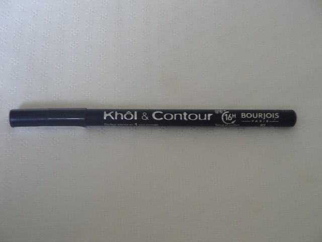 #bourjois #khol #contour #eyeliner #pencil #bleugraphique #review #price and details on the blog