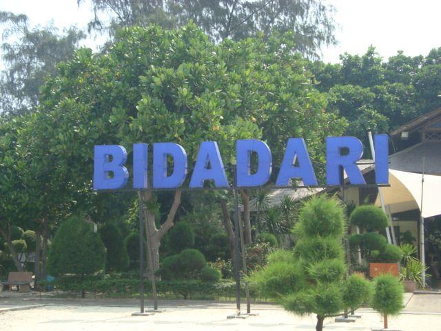 Pulau Bidadari |Bidadari Island