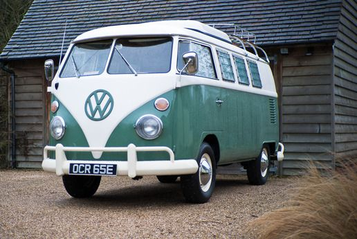 Classic VW Campers for Sale   1967 Volkswagen SO42 Westfalia Camper - Silverstone Auctions