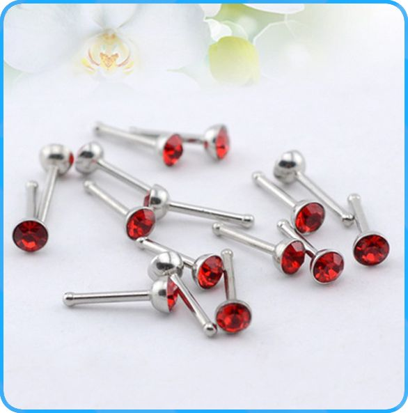 High Quality Surgical Steel Nose Rings