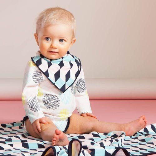 BOXI kolmiohuivi Baby, puuteri   NOSH edustajalta tai verkkokaupasta (available only in Finland)