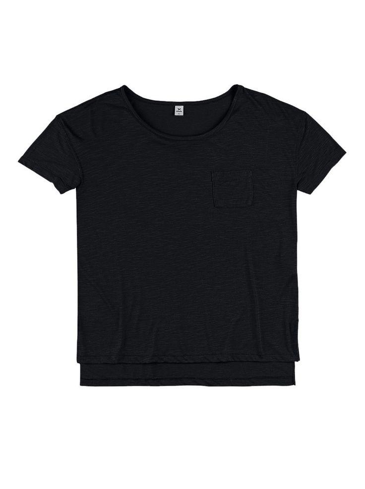 Blusa Feminina Comfort Em Flamê Com Bolso | Blusas | Feminino | Hering