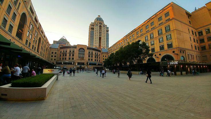Sandton city Mandela Square