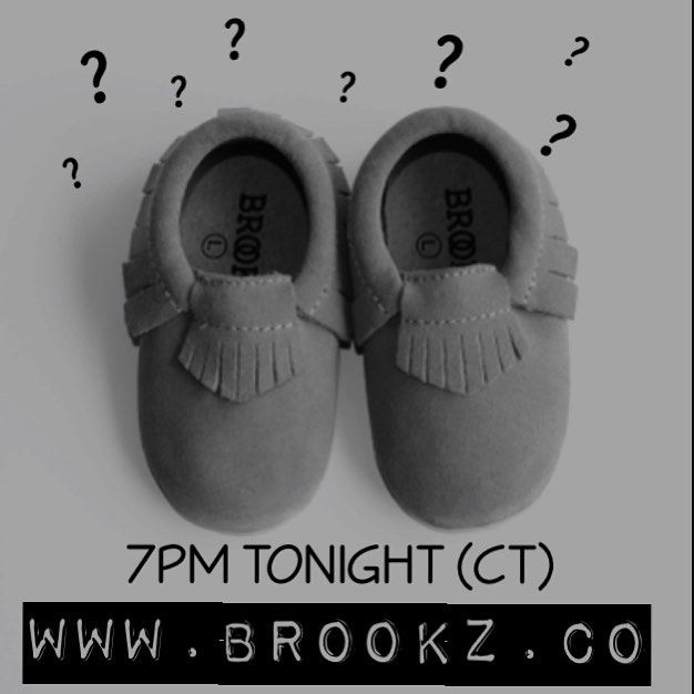 MOCCASINS ARE HERE!!! All your patience is about to pay off! 7pm tonight (central time) we will be releasing ONE moccasin colour, and you'll have 30 minutes to grab yours at 10% off! (No code necessary) There will be age guide lines as well as a printable sizing chart up on the site for you to use! Set your alarms these are going to fly out the door!✖️www.brookz.co✖️#brookz#moccasins#sale#kids#baby#fashion#style