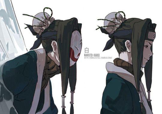 Haku || Naruto/Naruto Shippuden