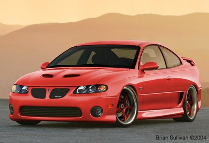 2004 Pontiac GTO. Matt wants one of these so bad.