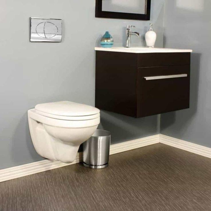 An Efficient Bathroom Dual Flush Toilet