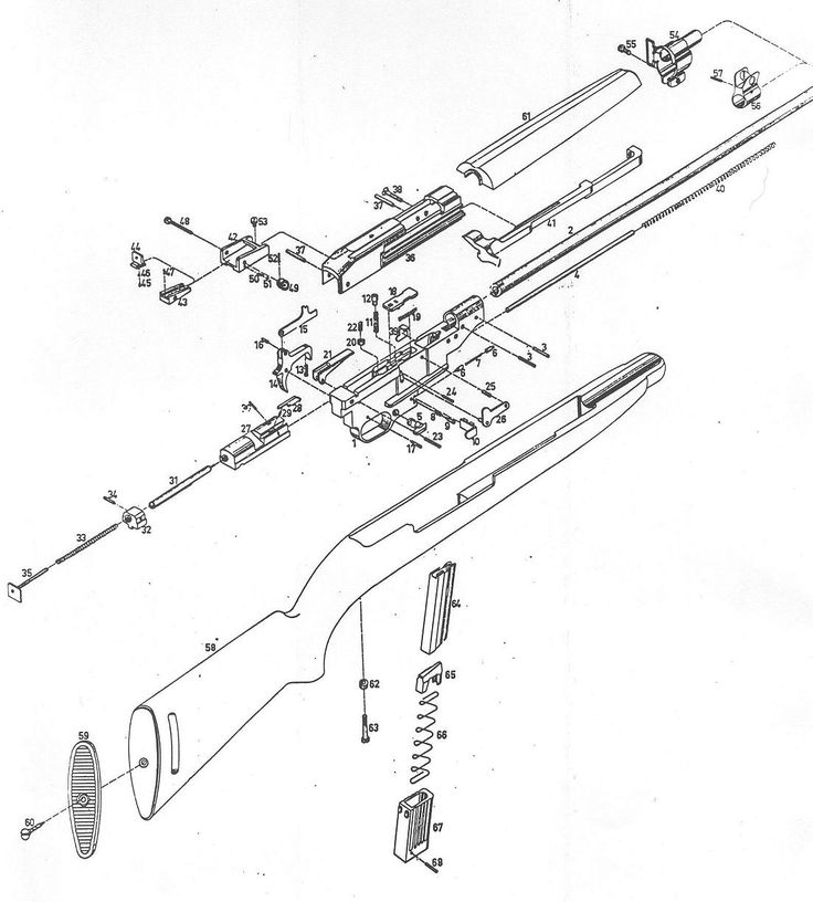 1000 Images About Rifle And Gun Skematics