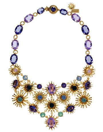 The Duchess of Windsor necklace by Tony Duquette for Coach.  Stunning!!