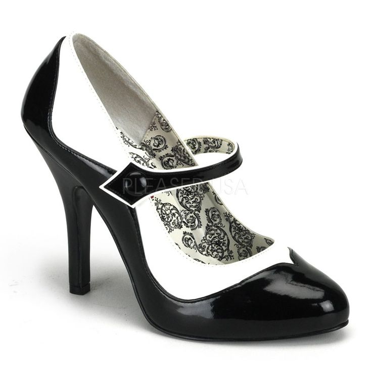 $78 PIN UP SHOES! 1950S VINTAGE STYLE PIN UP SHOES!