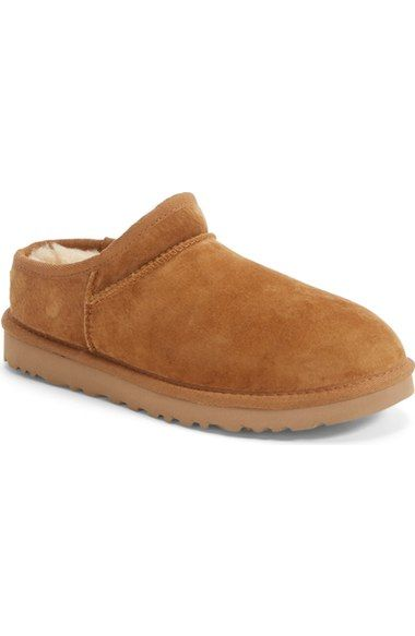 UGG® 'Classic' Water ResistantSlipper(Women) available at #Nordstrom
