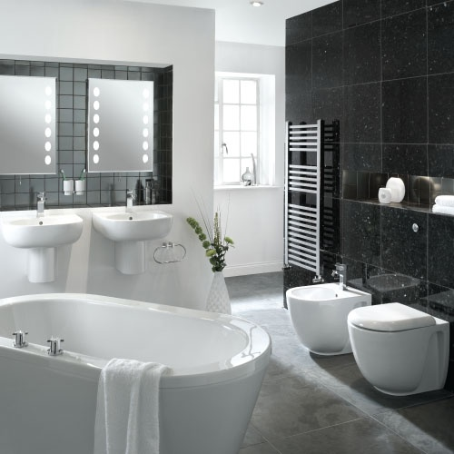 Federation Vanities For Bathrooms: Wall And Floor Tiling Edinburgh