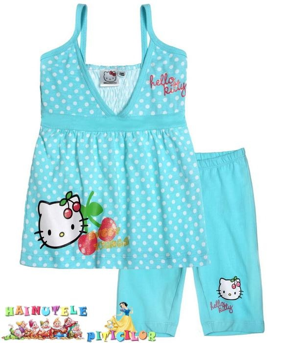 Set Hello Kitty - haine copii