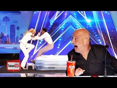 Worst Audition Ever That Went Wrong AGT 2016